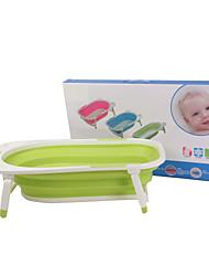 Baby Silica Gel Collapsible Bathtub