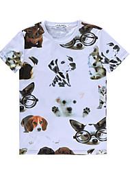 rr kaufen Männer Musterdruck Kurzarm-T-Shirt