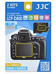 JJC LCP-D800 for Nikon D800 D800E Dedicated Shoulder screen Coating Of Splitting Screen Protector Paste
