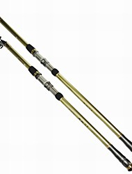 Surf Rod 2.1M High Carbon Rod  Surf Fishing Rod Stainless Real Seat