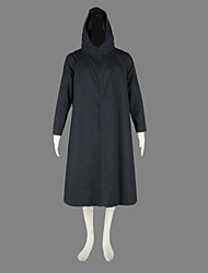 Cosplay Dark Parts Black Hooded Cloak Narutos
