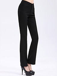 Incern Women's OL Style Slim Work Suit Trousers