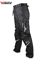 Motoboy Men's Waterproof Motorcycle Pant with CE Protector for Knee