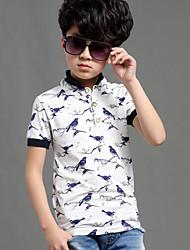 Katoenmix - Zomer - Boy's - T-shirt - Korte mouw