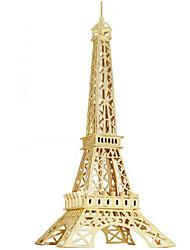 La Tour Eiffel La bois 3 d énigmes