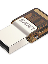 Eaget v9 usb2.0 otg telefono Flash pen drive 16gb