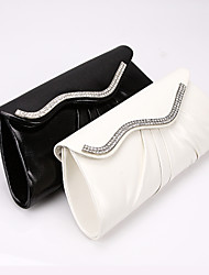 Handbag Faux Leather Evening Handbags Set Auger Banquet Bag Fashion Bride Bag Hand Bag