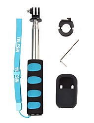 palmare pole remote Selfie bastone estensibile monopiede telescopico per GoPro 2 3 4 fotocamera