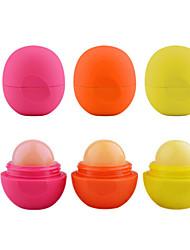 Праймеры для губ влажный Бальзам Влажность Оранжевый / Белый / Золотистый 3 3GS