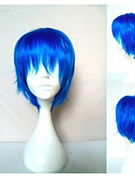 Top Quality 2 Colors Cosplay Wig Synthetic Hair Wigs Man's Short Straight Animated Wigs Party Wigs