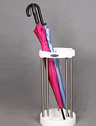 espaço chuva estande stela salvar aço max titular 10pcs inoxidável guarda-chuva