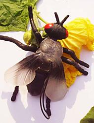animais de simulação de borracha macia voar, moluscos