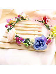 Women Wreaths Wedding Headpiece