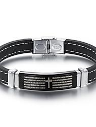 Bracelet Sans pierre Homme