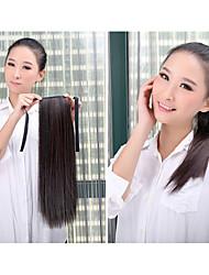 Fashion Tether Straight Hair Ponytail  55 CM