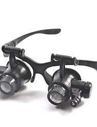 Binoculars / Magnifiers/Magnifier Glasses Generic / Headset/Eyewear 20x 15mm Plastic
