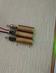 XPL-mhg5 APC высокого класса зеленый лазерный модуль (5 мВт, 532)