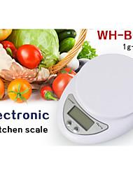 Wuwang wh-05 keukenweegschaal keukenweegschaal elektronische weegschaal lichaam sieraden schalen precisiefout 1 g