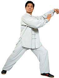 algodón&ropa de traje de taichi