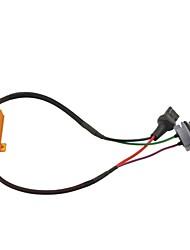 Auto 7440 Buchse geführt Fehler Warnung Canceller mit 50W 8 Ohm-Widerstand