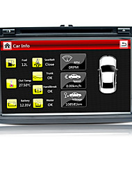 "Auto DVD-Player - Volkswagen - 8"" - 800 x 480"