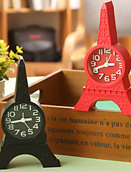 Creative Lovely Personality Paris Eiffel Tower Clock