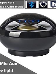 HTJ-500 Freisprecheinrichtung mini drahtloser bluetooth Lautsprecher mit tf-Mikrofon usb führte für iphone6 und Samsung-Handys