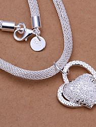Women's Fashion Temperament  925 Silver Necklace