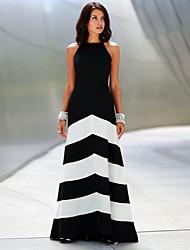 Women's Dresses , Cotton Sexy/Party GMX