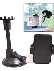 multi-função de titular de telefonia móvel ventosa rotação de 360 ângulo shunwei® painel do carro