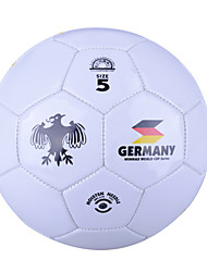 "Winmax® Outdoor 5# Training Football/Soccer PVC&White ""Germany"" Pattern"
