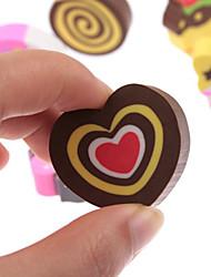 Cartoleria Non personalizzate - Rosa/Cioccolato