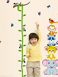 Wall Stickers Wall Decals, Height Sticker PVC Wall Stickers