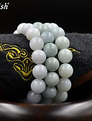 Vintage/Cute/Party Jade Beaded Bracelet