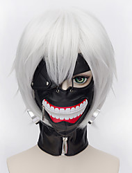 Parrucche Cosplay - Altro - Tokyo Ghoul - 30 - Argento