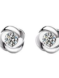 Deal Women's Silver Earrings