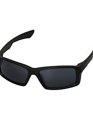 Men 's 100% UV Rectangle Sunglasses