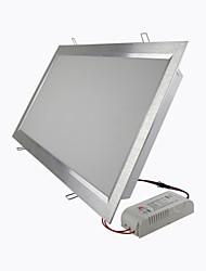 Luminária de Painel Encaixe Embutido 180 SMD 2835 3600 lm Branco Quente / Branco Frio Decorativa AC 85-265 V 1 pç
