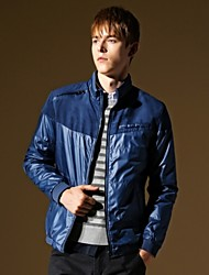 Men's Fashion Slim Fit Casual Coats New Stylish Solid Jackets