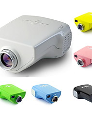 EJIALE HVGA  LCD Mini Projector  HDMI, USB, TF, TV, AV(E03)