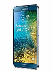 """NEO Samsung E7 5.5 """" Android 4.4 Smartphone 4G (Dual SIM Quad Core 13 MP 2GB + 16 Go Blanc / Bleu)"""
