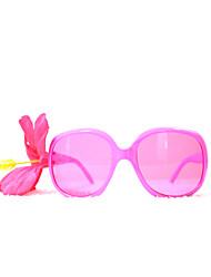 pc grappig kunstbloem geek&chique party bril