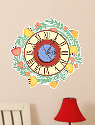 3D The Flower Wall Stickers Wall Decals