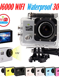 "pannovo sj6000 2 ""12.0 mp wi-fi CMOS Full HD 1080p sport all'aperto videocamera digitale (colori assortiti)"