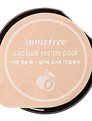 Innisfree Capsule Recipe Pack - Apricot Sone Yogurt 10mlx2 IN0253