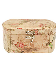 P070 Creative Home Receive A Case Ring Box Make-up Bbox Fine Jewelry Box