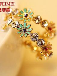 Stud Earrings Women's Alloy Earring