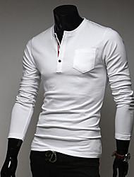 Informeel MEN - Vrijetijds shirts ( Katoen
