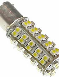 7W 1156 Lichtdekoration 68 SMD 2835 800-1000 lm Kühles Weiß Dekorativ DC 12 V 1 Stück
