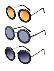 3PCS LianSan 100% UV400 Round Sunglasses